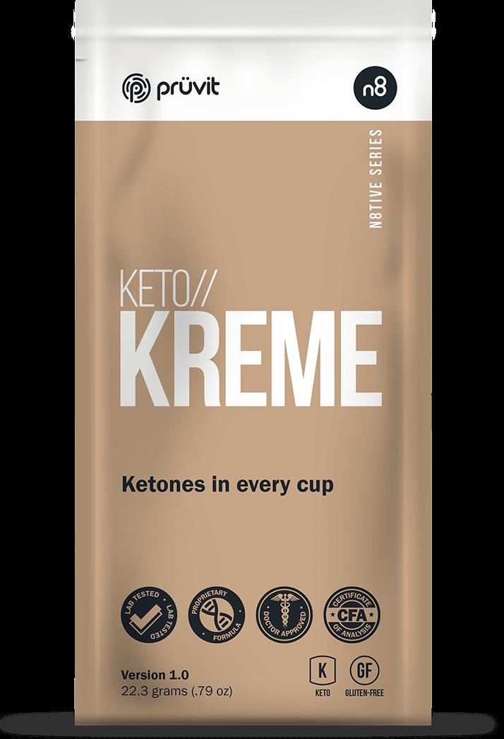 Keto Kreme by Pruvit