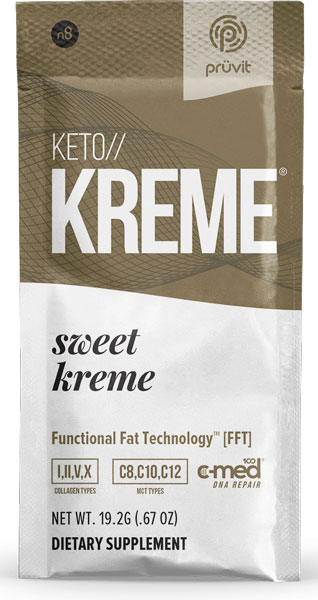 Keto Kreme FFT - Now available in Australia