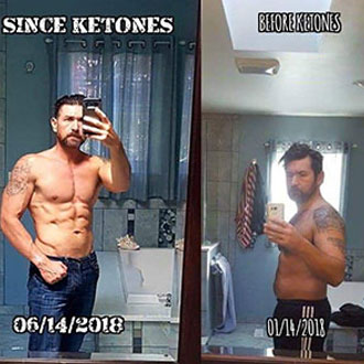 Pruvit - Keto OS - Before After Results