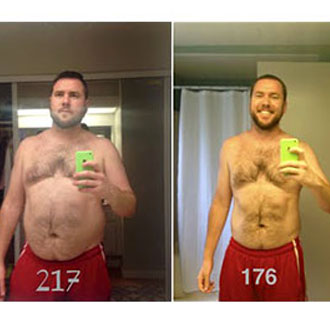 Pruvit Australia - Keto OS NAT Ketones - Before and After Results