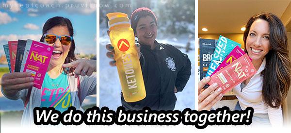 Pruvit Promoter Australia - Top Team of Distributors